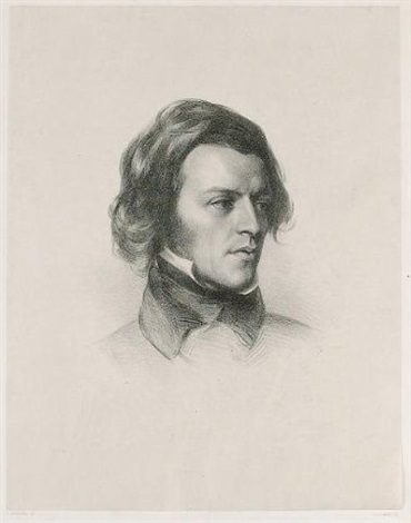 portrait of alfred lord tennyson by james henry lynch by samuel laurence