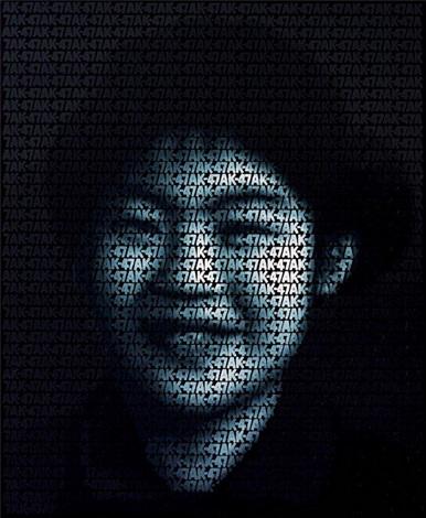 ak47 r4 by zhang dali