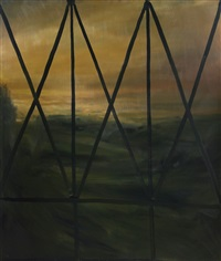 paesaggio dalla finestra by silvano d' ambrosio