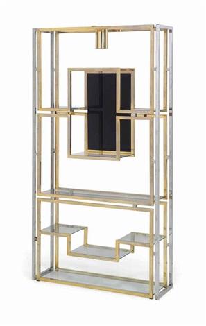 Open display cabinet by Kim Motzel on artnet