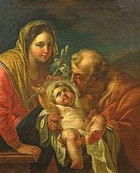 die heilige familie by joseph melling
