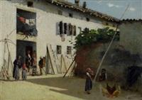 cascina veneta by vincenzo cabianca