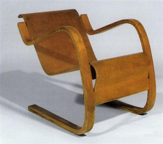 Wondrous Lounge Chair No 31 By Alvar Aalto On Artnet Pabps2019 Chair Design Images Pabps2019Com