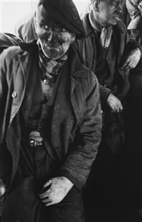 welsh miners, ben james by robert frank