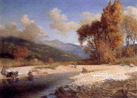 valle hervia, bordighera by thomas bowman garvie