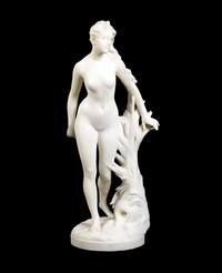 nude maiden by blanche laurent
