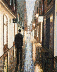 rue des reflets by james cochran