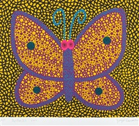 papillon (i) 蝴蝶 by yayoi kusama
