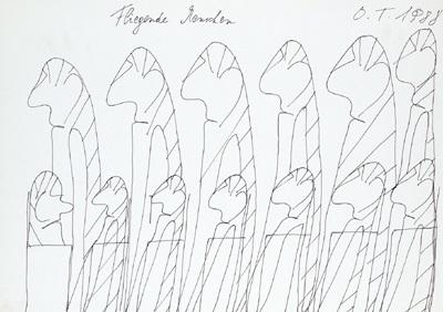 fliegende menschen by oswald tschirtner
