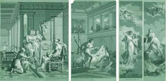 lhistoire de psyché by dufour
