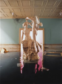 statue by david lachapelle