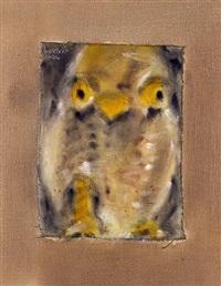 owl by liu ch'i-wei