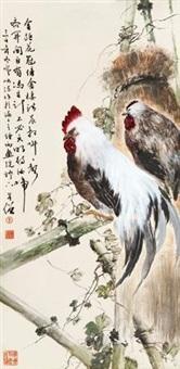 双吉图 by huang huanwu