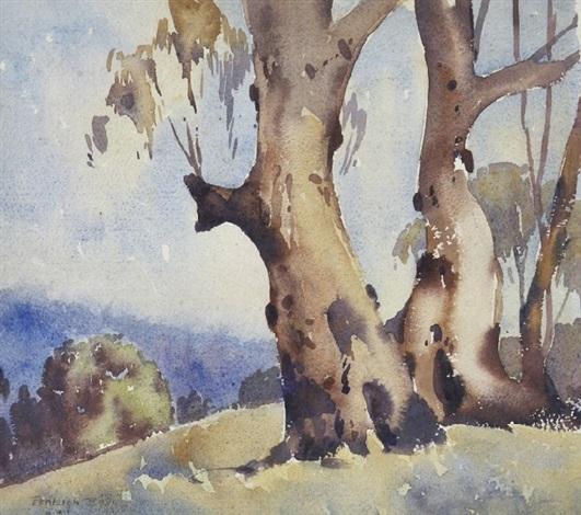 hillside gums by theodore penleigh boyd
