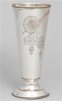 a beaker by vasili igorovich rukavishnikov