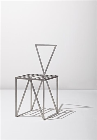café chair by scott burton