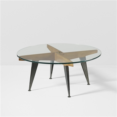 Rare Coffee Table By Gio Ponti On Artnet