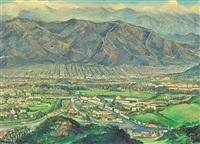 valley view by richard franz kollorsz