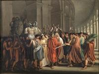 giochi circensi nella roma antica by luigi ademollo