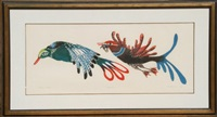 feathered fishes by patricia golden