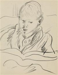 Three drawings, 1945