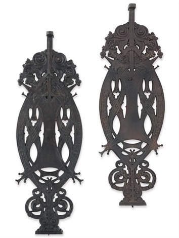 stair balusters from the guaranty building buffalo new york collab wlouis sullican 2 works by dankmar adler