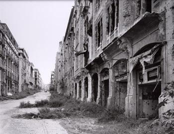 beirut 1991 by gabriele basilico