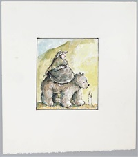 a bedtime story (5 works) by arnold lobel