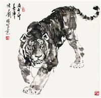 虎 by liu hao