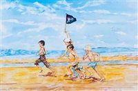 beach pirates by doug scott