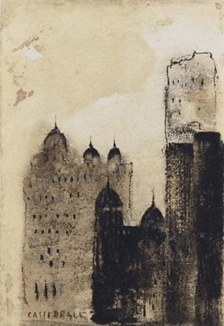 cattedrale o roma ferro battuto by piero pizzi cannella