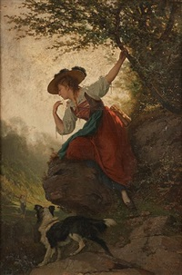 Un début de romance, 1873