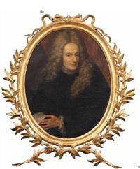 ritratto di gentiluomo by enrico (giovanni e.) waymer