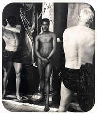 blackman, rome by joel-peter witkin