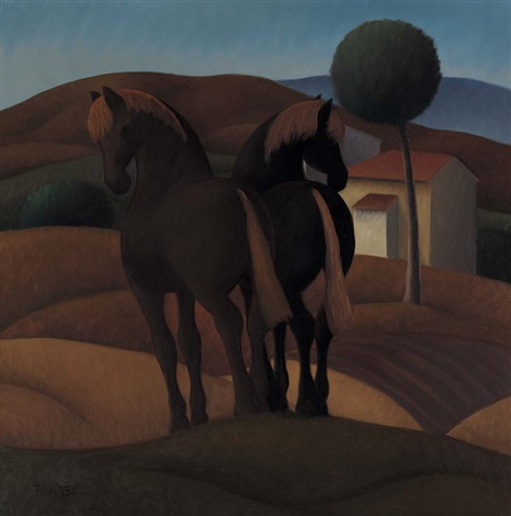 cavallo by roberto masi