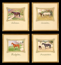 champion breeds: lovkaya (+ 3 others; 4 works) by aleksiei n. komarov