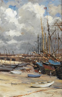 the harbor by abbott fuller graves