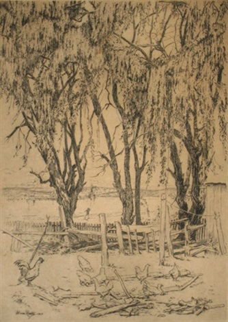 three willows albany by henri van raalte