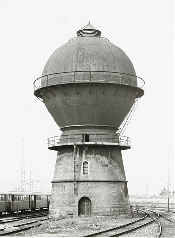 wasserturm trier ehrang by bernd and hilla becher
