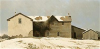 farm near spencerville, ontario by geoffrey allan rock
