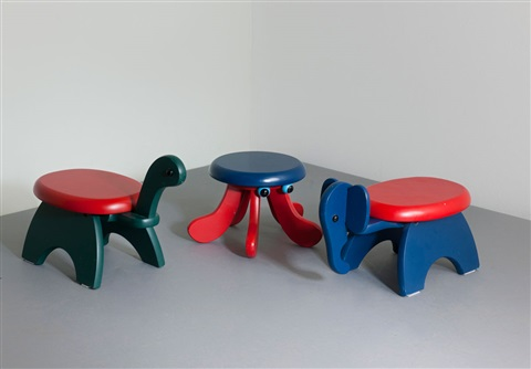 kinderhocker elefant by herman miller