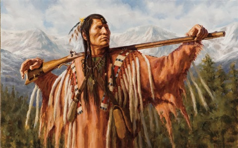 high country warrior by james ayers