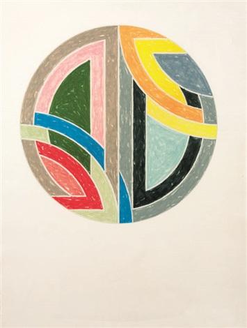 sinjerli variations iia by frank stella