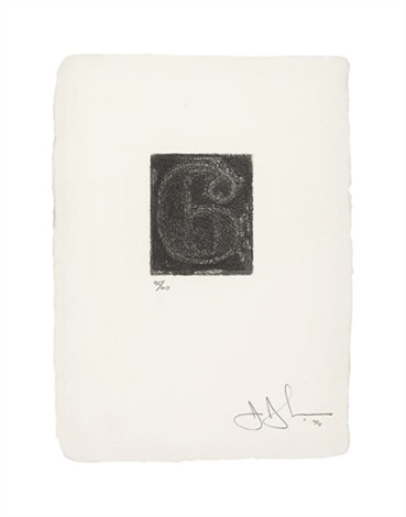 artwork 6 by jasper johns