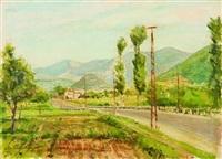 paesaggio by nicola fabricatore