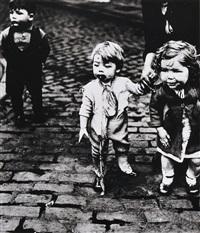 children in sheffield by bill brandt