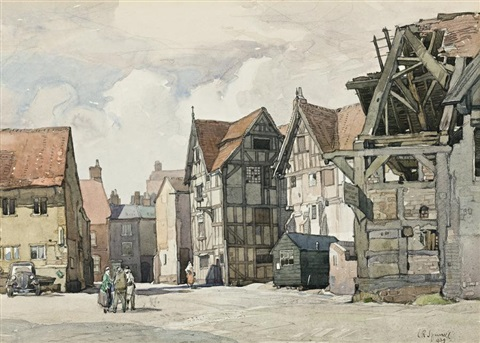 shrewsbury by leonard russel squirrell