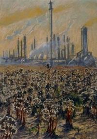raffinerie by jurg kreienbuhl