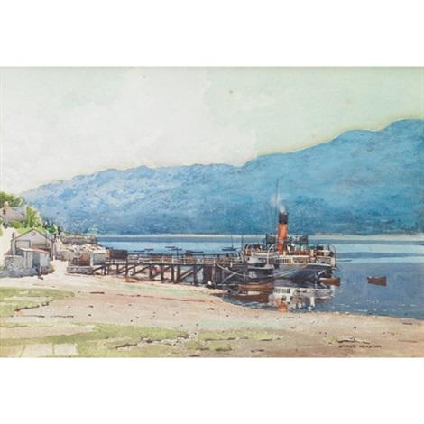 lochgoilhead by george houston