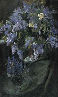 deux bouquets by iraida sokolova